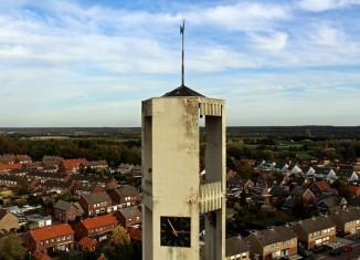 Kerktoren Offenbeek