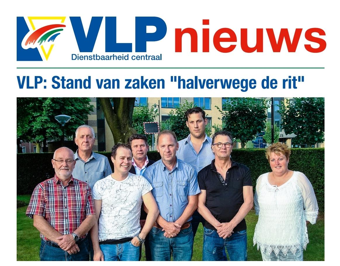 VLP Nieuws uitgave 2016