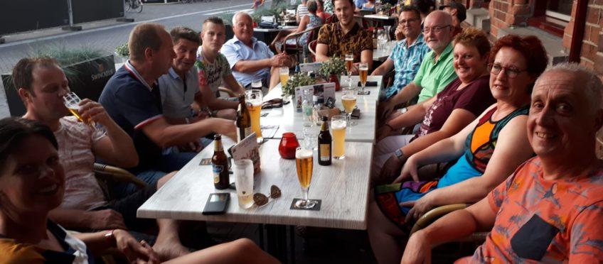 Afscheid Piet Peulen en Theo Onckels