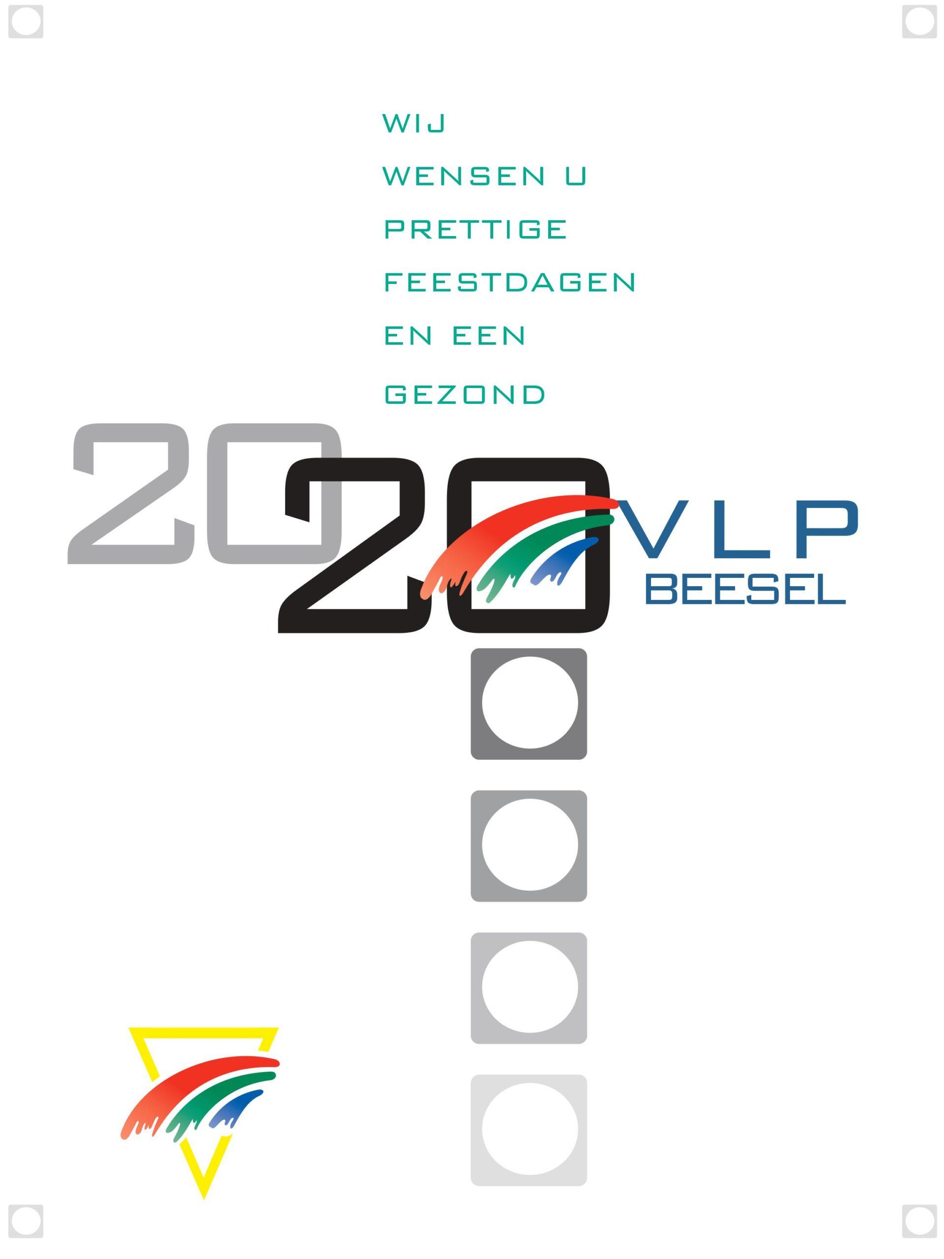 De VLP wenst u fijne feestdagen en een gezond 2020