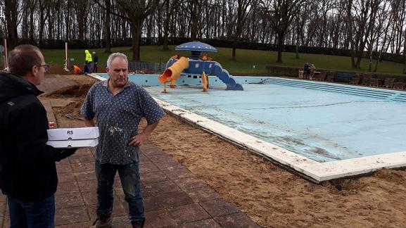 Zwembad de Bercken kan het ondiepe bad vervangen